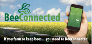If you farm or keep bees...you need to BeeConnected
